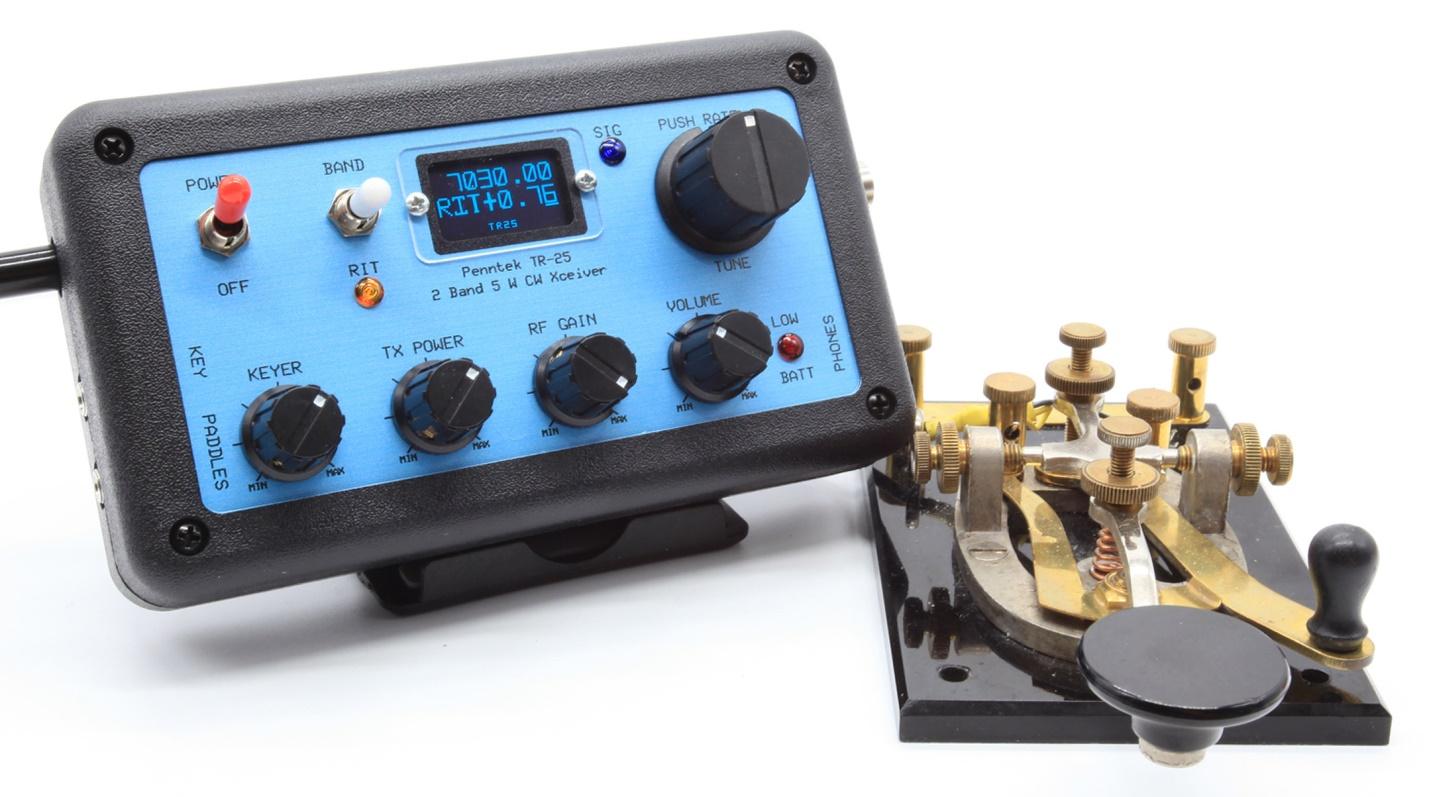 TR-25 CW Transceiver Kit